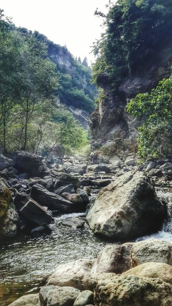 Refreshing view Taking Photos Check This Out Relaxing River Rocks Nature