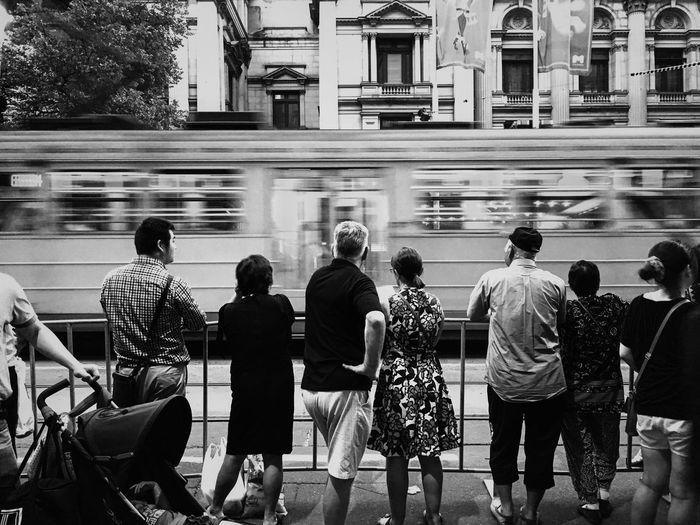 Streetphotography Streetphoto_bw Blackandwhite Procamera Vscocam Mobilephotography IPhoneography Iphone6s Long Exposure People Watching The Street Photographer - 2016 EyeEm Awards