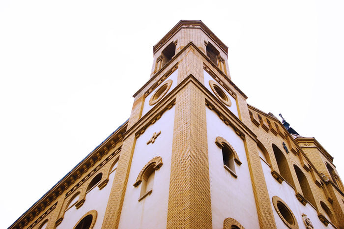 Low Angle View Architecture Building Exterior No People Built Structure Sky Travel Destinations Outdoors Gold Colored Dome Daylight Photography Spain🇪🇸 Aragón Cityscape Zaragoza Scenics History City First Eyeem Photo Tourism Eyemphotography Architecture