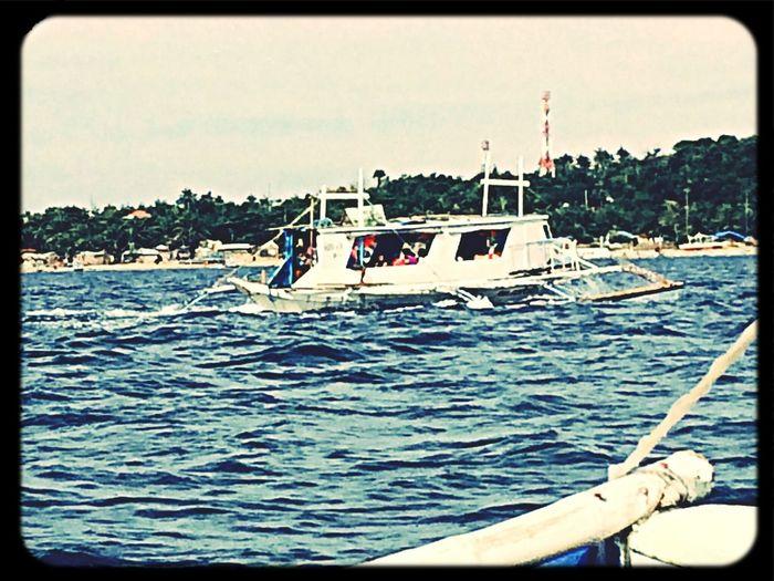 Boracay Island, Philippines Hanging Out Enjoying Life
