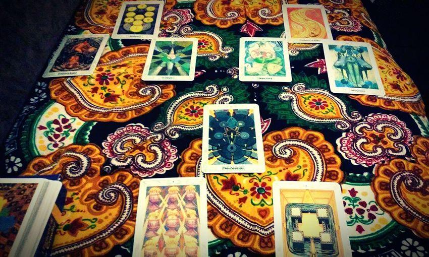 Tarot Tarotcards Thothtarot Aleister Crowley Crowley
