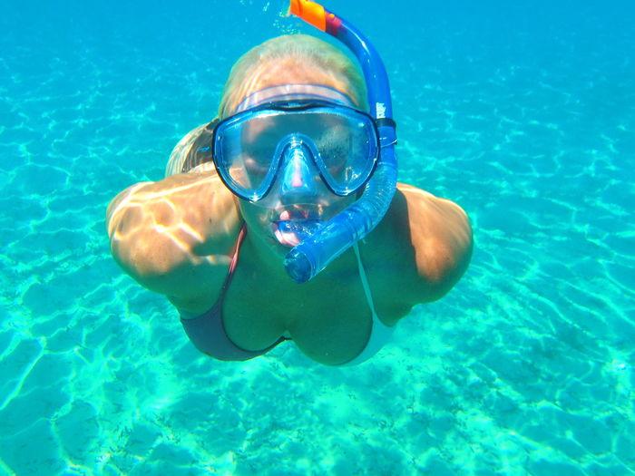 Ibiza... the water there is magic!! Ibiza España. First Eyeem Photo