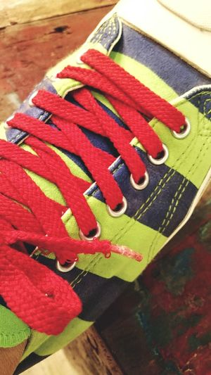 Favorite Sneakers. Shoelace was done to cats((T_T)) Shoelace Cats Converse Jack Purcell Border