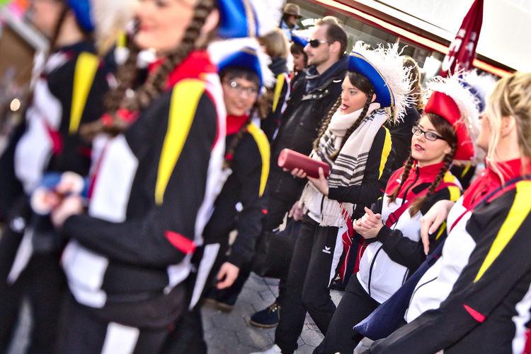 Faschingsumzug 2017 Adult Bayreuth Bayreuth City Day Fasching Faschingskostüme Faschingsumzug Outdoors People