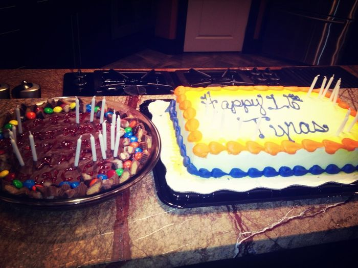 Two Trippy Cakes