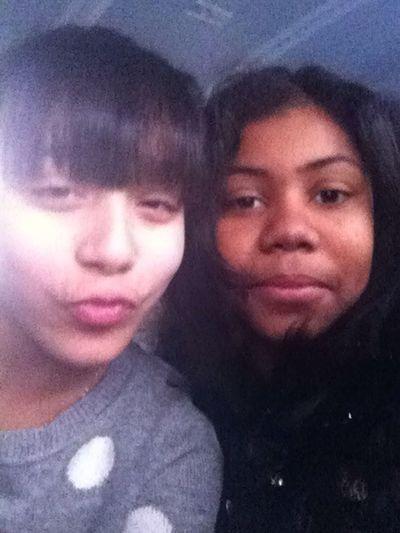 With Izzy
