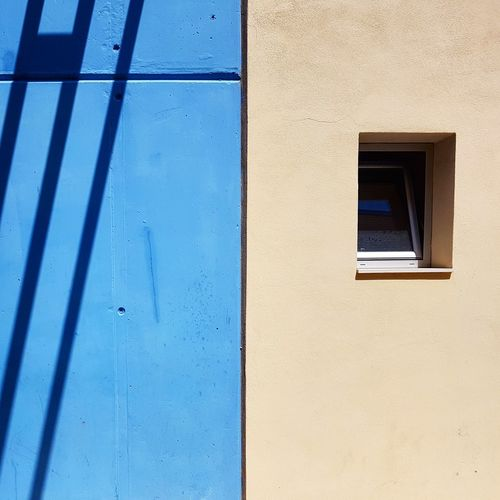 Mobilephotography Mobile Simple Art Geometric Lines Colors Urban City Fineart Minimalzine Texture Wall Shootermag Minimalist Minimal Minimalistic Minimalism EyeEm MNL Full Frame Backgrounds Window Blue Architecture Close-up Building Exterior Built Structure