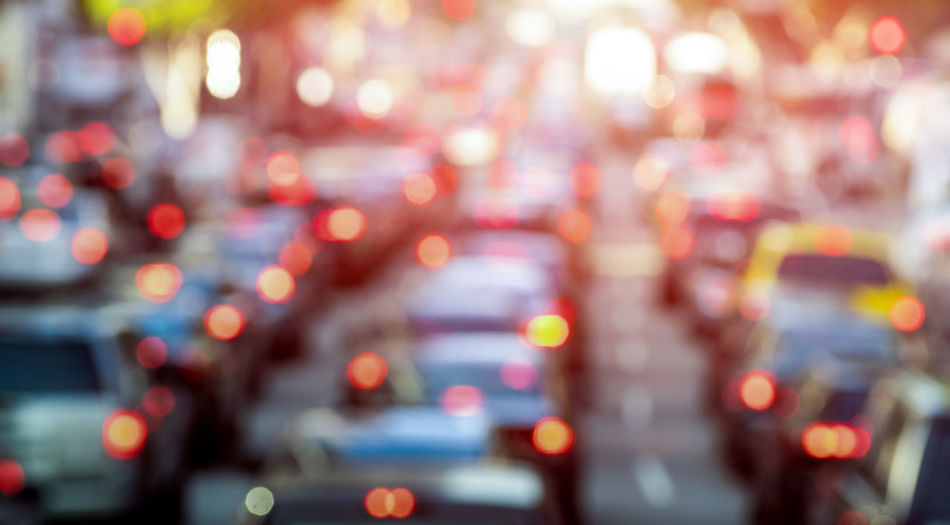 Rush hour with defocused cars and generic vehicles - Traffic jam in Los Angeles downtown - Blurred bokeh postcard of american iconic city with dark contrast sunshine filter - Transportation concept NYC Street Blur Defocused Traffic Traffic Jam Rush Hour Commuter Blurred Bokeh Background City Urban Manhattan Downtown Taxi Cabs Taxicab Avenue Busy Los Angeles, California Los Angeles - Street Sunset Suburb Cars