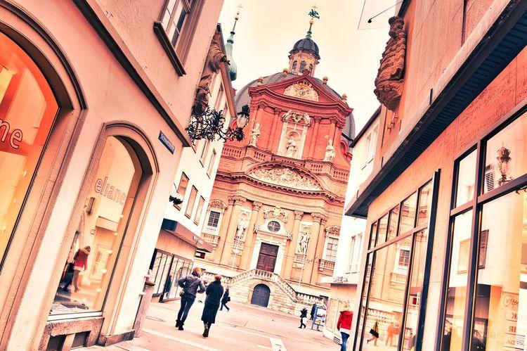 Würzburg Neumünster Würzburg Architecture Building Exterior Religion City Building Street Neumünster Franken Franconia Day Outdoors Spirituality Belief Germany Deutschland Kirche Church