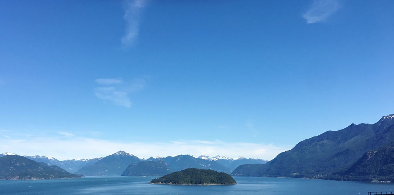 The Great Outdoors - 2016 EyeEm Awards The Great Outdoors With Adobe Water Island Sea Beautiful Day Beautiful View British Columbia Canada Sea To Sky Highway
