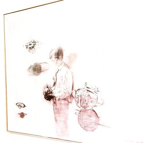 Прожить в Киеве 13 лет и только сегодня попасть в PinchukArtCentre⚫⚪ 13 лет - ого, че серьезно?🙈 Посетила благодаря гостям из Одессы😄 В любимое я записала две картины маслом и одну углем. Ну все предсказуемо💭 Modernart Contemporaryart Art современноеискусство искусство Pinchuk Artcentre Oilpainting Oil Oilpaints Drawing Pinchukartcentre картина картинамаслом масляныекраски рисунок Рисование Charcoal уголь