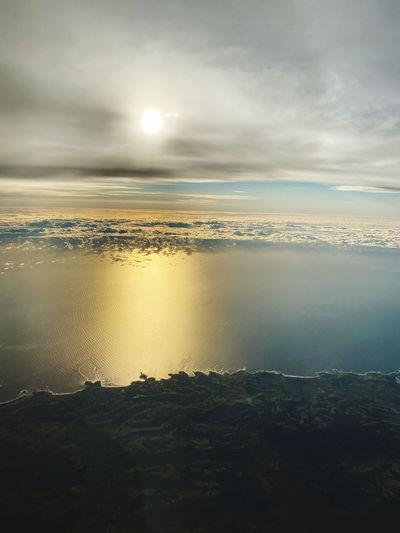 Serene. Sky