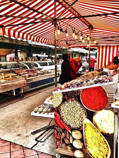 Market Seasoning The Seasonings Showcase: November