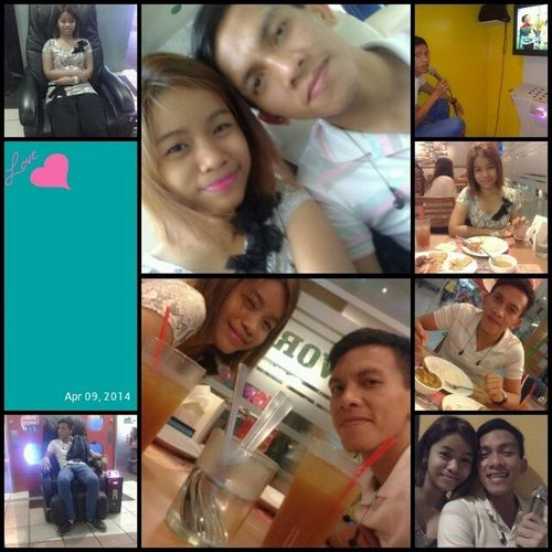 Day 016: its our 15 mos and forever! Sulit na sulit ang araw :)) love.love.love feeling inlove lang <3 <3 <3 100happydayschallange 100happydays Day016 15monthsarry date