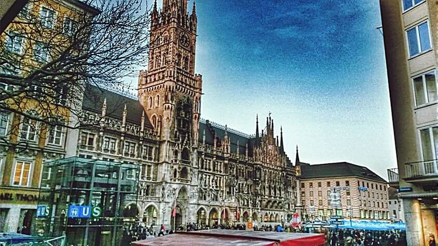 Munich Catedral
