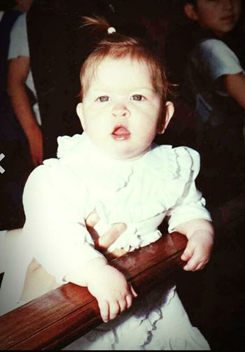 Me Old Photo I'm A Baby ?
