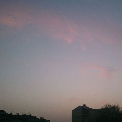Purple Sky Sky_love Skystyles_gf skyporn skysnappers skystyles skylovers skyart dorcol beograd belgrade srbija serbie serbia nature naturelovers natur
