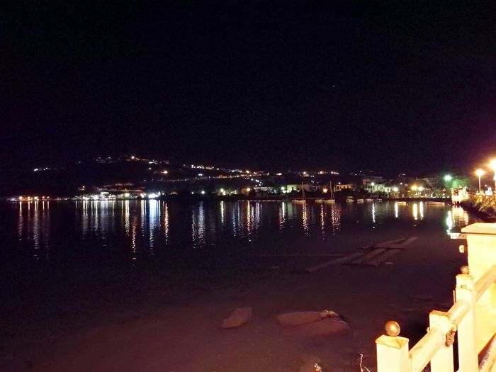 Night Illuminated Water City Sea Beach Travel Destinations No People Beautiful Colors No Filter, No Edit, Just Photography NoFilterNoEdition Tranquility Beautiful View City Bacoli Italy🇮🇹 Romanticism Romantic View Nightphotography Night Photography Nightview