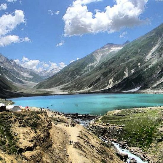 Another view of the scenic lake saif ul mulook Eye4photography  EyeEm Best Shots EyeEm Nature Lover Pakistani Traveller