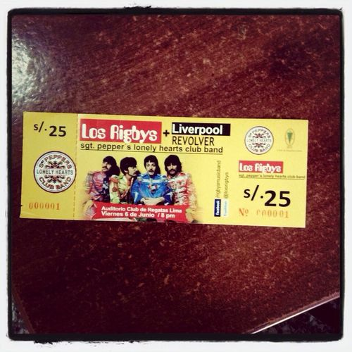 Tributo a The Beatles (viernes 6 junio) Sgtpepper Losrigbys  Tributobeatle