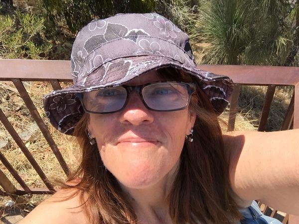 Selfie Blah!!! Adelaide, South Australia Takingphotos Morialta Falls Hiking Trail Adventures Lookout Sunny Day Summer
