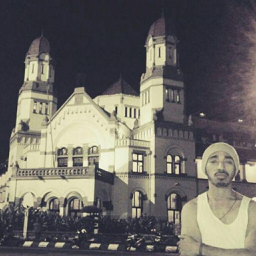 Lawang Sewu, Semarang - Indonesia ThatsMe Taking Photos Lawangsewu Heritagebuilding Exploresemarang Explorecentraljava Exploreindonesia Wonderful Indonesia