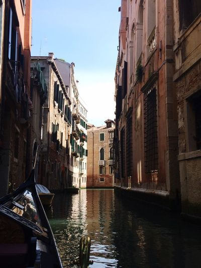 Visiting Venice Venice Gandolas Water City Boat Flood Gorgeous Unusual Beautiful WOW Nature Interesting So True Traveling