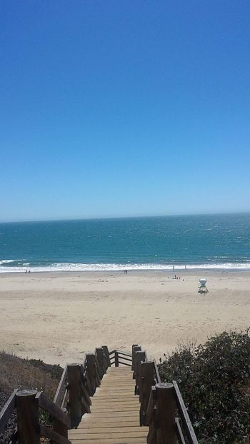 Beautiful Weather Beach Life I Live Where You Vacation Love It