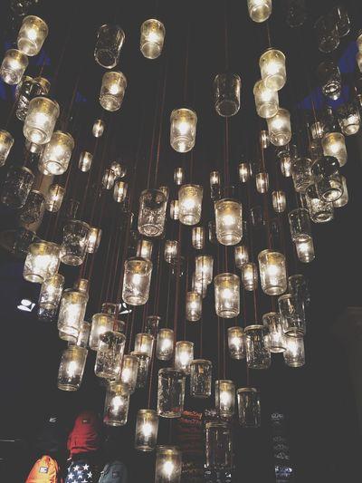 Shopping Lights Interior Design
