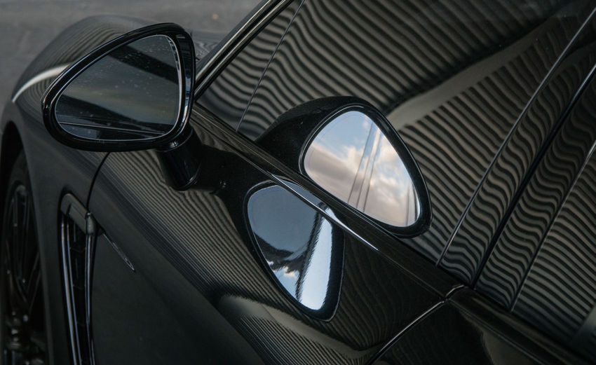 3 Mirrors are better than one :-) Car Mirror 3 Mirrors Sky Light Transportation Mode Of Transportation Close-up Motor Vehicle Vehicle Interior Reflection Glass - Material Land Vehicle Glasses Focus On Foreground No People Day Car Interior Black Color Indoors  Transparent Air Vehicle Travel