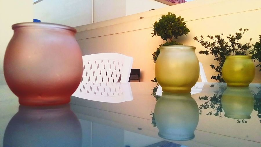 tea light holder TealightCandleHolder Backyard Table Plant Chair Wall Colors