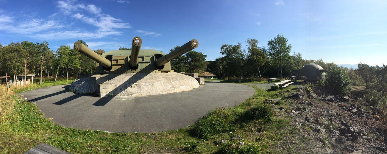 Walking Around WW2 Leftovers Ww2 Gun Battery Ww2 Ww2 Norway