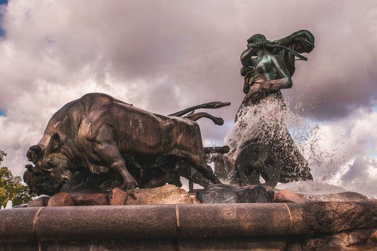 Statue Denmark