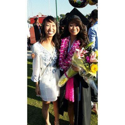 I love my beautiful graduate! Cousin Shesbeautiful Happyday Ifeelold classof2014