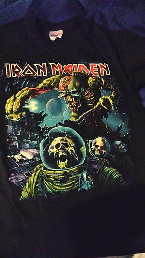 Iron Maiden is a the fkn madest cunt! Australian Tour My Favorite T-shirt.  . 😎 The Final Frontier 👹✊🎶🎵🎸
