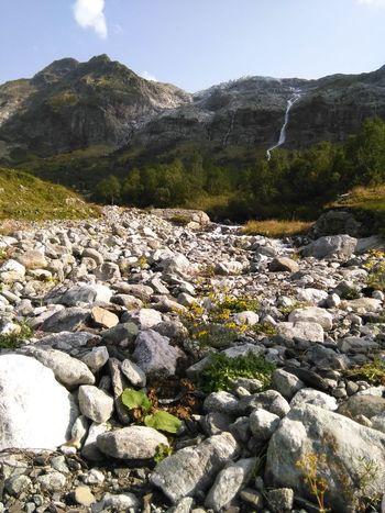 Karachaevo Circassia Caucasian Mountains Russia Nature Growth Outdoors Scenics Sky Beauty In Nature No People Water Day Freshness Caucasus Mountain