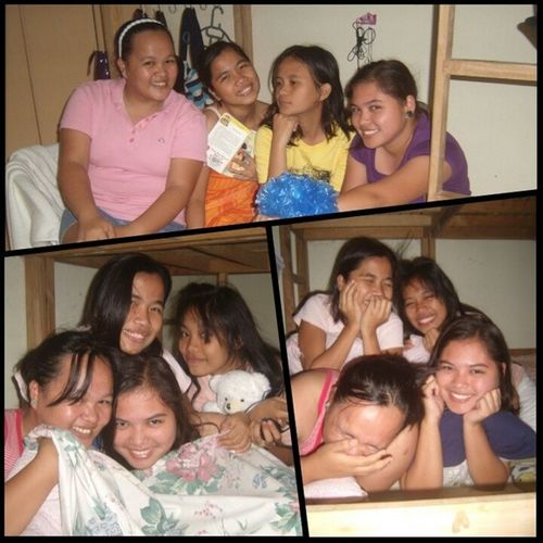Throwback. Dormitory days. Dormgirls Alwayslate Truefriends