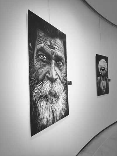 Blackandwhite Photo Of Photos India