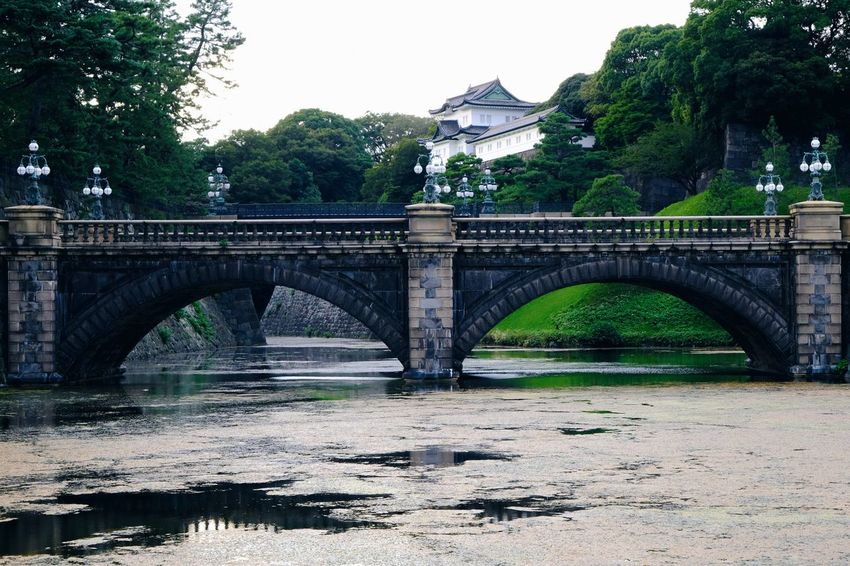 Imperial Palace, Tokyo Bridge - Man Made Structure Connection River Architecture Built Structure Water Travel Destinations Transportation Tree Bascule Bridge Nature Outdoors Building Exterior City Life Photographing Transportation Minimalobsession First Eyeem Photo The Week On EyeEm EyeEmNewHere Perspective View Perspective Lines Beauty In Nature Minimalistic Photography Imperial Palace