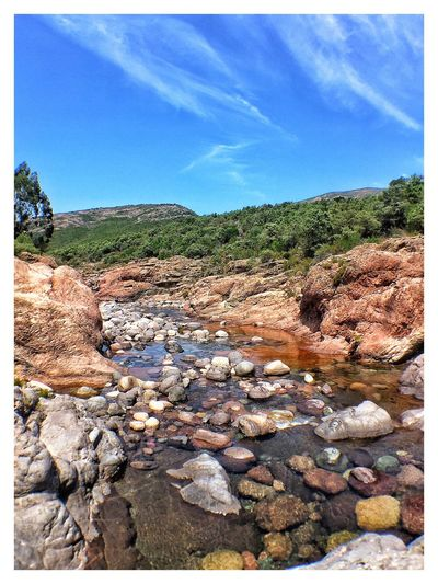 Traveling Corsica Valley of Fango River Rocks Riverside Nature Naturelovers Nature Photography Travel Travel Photography