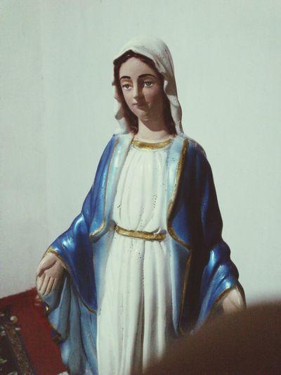 Saint Marie Religion Faith