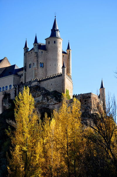 Alcazar Alcazar De Los Reyes Cristianos Alcázar Segovia Segovia,spain Segovia Castle Castle Tower Castillo España SPAIN