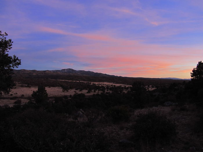 Sierra Prieta Arizona Beautiful Sky Beauty In Nature Clouds Day Landscape Mountain Nature No People Outdoors Scenics Sky Sunset Tranquil Scene Tranquility Valley