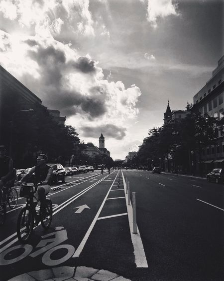 Downtowndc Washington DC Bikes Bikes Bikes Streetphotography Street Pennsylvania Avenue Hanging Out Check This Out Taking Photos Enjoying Life Hello World Iphone6plus Washington, D. C. Outdoor Photography Black And White Friday Mobility In Mega Cities