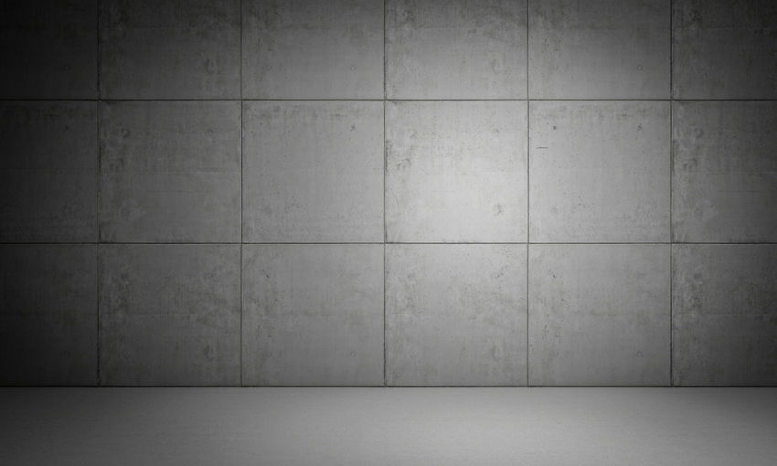 Wall Cement Concrete Background Texture Pattern Gray Abstract Rough Textured  Grunge Dirty Stone Floor Structure Architecture Old Construction Material Design Wallpaper Empty Concrete Wall Building Exterior Space Urban Modern Interior 3D 3d-rendering Render Tile