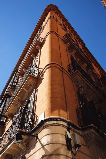 Corner Building Architecture Flatiron Building SPAIN Palma De Mallorca Palma Mallorca Fujifilm_xseries Fujifilm
