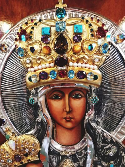 Mary Religious Art Religious  Religous Icons Faith Human Representation Representation Art And Craft Creativity Sculpture Statue No People Close-up Ornate Spirituality Religion Belief Luxury Architecture Gold Colored