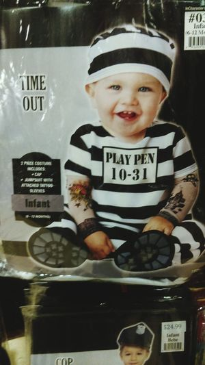 Hahaha Baby Costumes