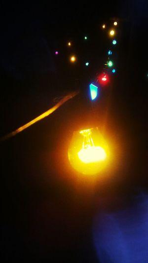 Lights Party Night Loveit
