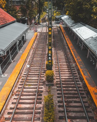 Gone Rail Transportation Railroad Track Railroad Station Platform Railroad Station Buenos Aires, Argentina  EyeEm Selects Day Outdoors No People Nature Beauty In Nature